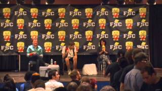 The 20th Anniversary Power Rangers Panel (part 2)
