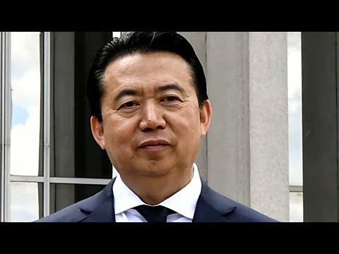 China ermittelt gegen den verschwundenen Interpol-P ...
