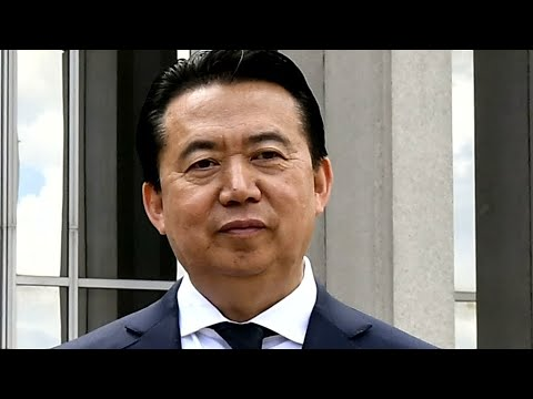 China ermittelt gegen den verschwundenen Interpol-Prä ...