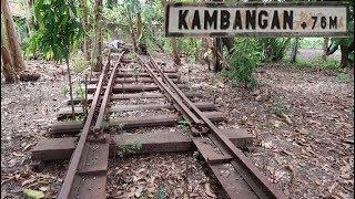 Video STASIUN KAMBANGAN || Ternyata Masih Ada Relnya || Jalur KA Babat-Jombang MP3, 3GP, MP4, WEBM, AVI, FLV Maret 2019