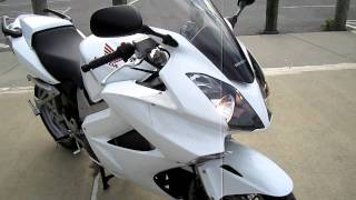 10. 2006 Honda Interceptor VFR 800
