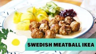 Berbuka Puasa dengan Bakso a la Swedia