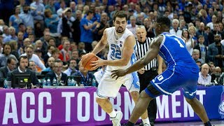 UNC Men's Basketball: Carolina Edged by Duke in ACCT, 74-73