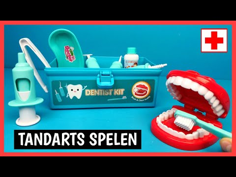 Tandarts Speelset uitpakken | Family Toys Collector
