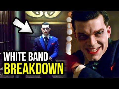 The Birth of Gotham's JOKER! - Jeremiah White Band Trailer Breakdown