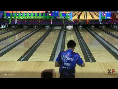 Tang Brothers on the Front Nine at Roth/Holman PBA Doubles Championship