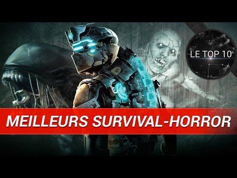 TOP 10 des meilleurs survival horror
