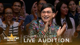 Video Yovie Birthday Suprise | Live Audition 5 | Rising Star Indonesia 2019 MP3, 3GP, MP4, WEBM, AVI, FLV Maret 2019