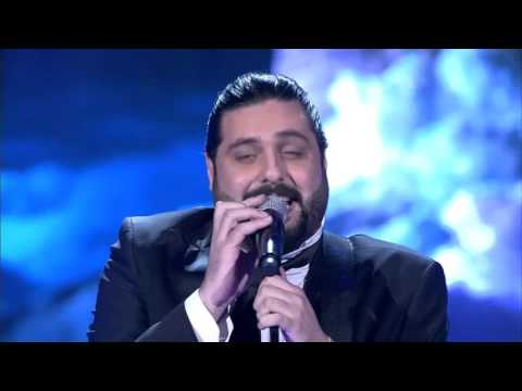جاد أبي حيدر يغني I will do anything for Love في The Voice