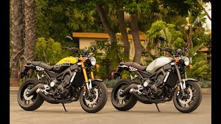 5. New 2017-2018 Yamaha XSR 900 New Reviews (eps1)