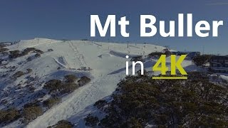 Mount Buller Australia  City pictures : Mt Buller - Australia Winter Wonderland in 4k!!! | DJI Osmo | Phantom 4
