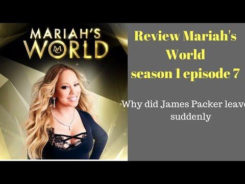 Review Mariah's World season 1 episode 7😀😍👍