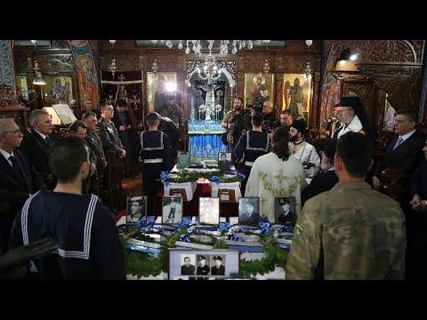 Παραδόθηκαν μετά από 54 χρόνια τα λείψανα μελών της ακταιωρού ΦΑΕΘΩΝ…