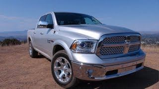 2014 Ram 1500 EcoDiesel Off-Road Drive&Review