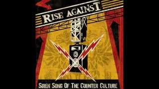 """Rise Against- """"Paper Wings"""""""