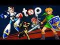 Les 10 meilleurs jeux de la SUPER NINTENDO | TOP 10
