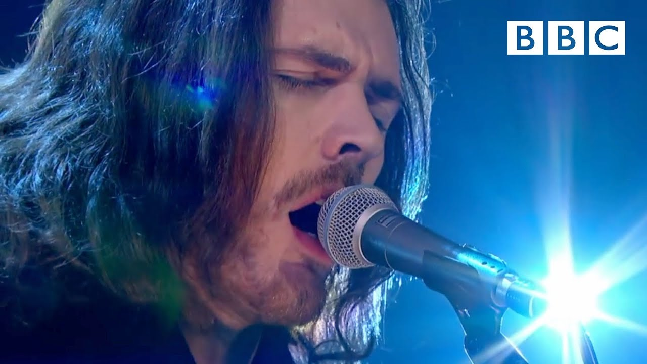 Take me to church later with jools holland hozier