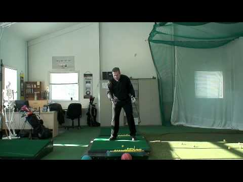 2008 Golf Swing Review Part 2 Heel Up; #1 Most Popular Golf Teacher on You Tube Shawn Clement