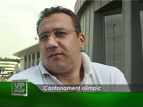 Cantonament olimpic