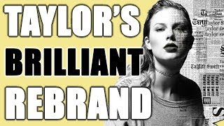 Taylor Swift's Secret Evolution & Genius Rebranding [Music Marketing & Branding]