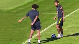 Video Funny Moments in Training #2 ● Marcelo, Mbappe, Neymar, Ronaldo MP3, 3GP, MP4, WEBM, AVI, FLV Maret 2019
