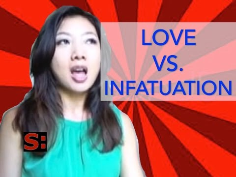 love vs infatuation 2 Love is a feeling of warm personal attachment or deep affection, as for a parent, child, or friend infatuation is when a person gets so swept up in feelings of what they believe is love that they do not see the rationality of the situation.