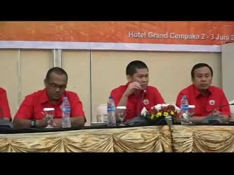 Sambutan Ketua Umum Koni DKI Jakarta pada Penataran pelatih
