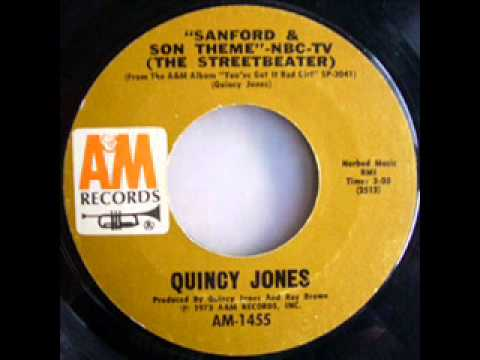 The Streetbeater / Sanford and Son Theme (Song) by Quincy Jones