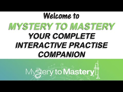 Welcome - Mystery to Mastery