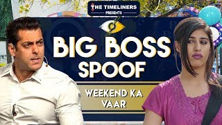 Video Salman Khan Kicked Out Of Bigg Boss | Bigg Boss Spoof | The Timeliners MP3, 3GP, MP4, WEBM, AVI, FLV Mei 2018