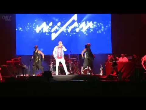 Wisin video Que viva la vida - Estadio Geba 2015