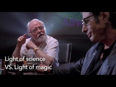 Steven Spielberg : Movement and light