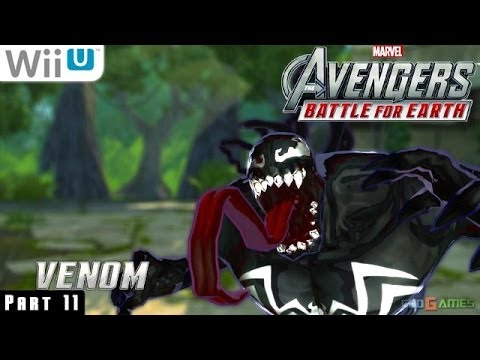 marvel avengers battle for earth wii u release date