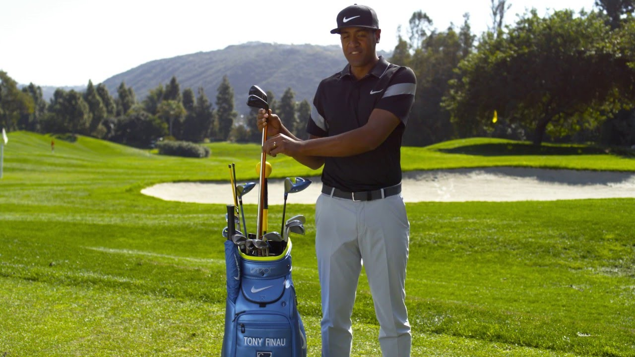Tony Finau: What's In The Bag