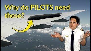 Video What are SPEEDBRAKES/FLIGHT CONTROL SPOILERS?! Explained by CAPTAIN JOE MP3, 3GP, MP4, WEBM, AVI, FLV November 2018