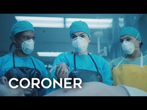 "Coroner Season Finale Episode 8, ""Bridges"" Preview"