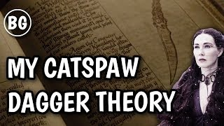 The more I thought about it the more ideas I got for a Catspaw Dagger theory. The Valyrian steel dagger that was pictured in the book that Sam was reading at the Citadel Looking forward to finding out how wrong I was but I would love to be right!----- SUPPORT THE CHANNEL!!! -----Patreon - http://bit.ly/1OghO0JBecause Geek merch! - http://shrsl.com/?~c4o0Amazon US - http://amzn.to/1TvaoIyAmacon CA - http://amzn.to/1VLY1xZShop on Massdrop! - http://bit.ly/2rNL8HZ----- PODCAST -----https://www.youtube.com/c/TheSideEffectPodcast----- MUSIC -----Background Music - http://tinyurl.com/zg9y3bb----- CONNECT WITH ME -----Twitter - https://twitter.com/BecauseVal_Facebook - https://www.facebook.com/BecauseGeekInstagram - https://instagram.com/becausegeekSnapchat - becausevalWebsite - http://becausegeek.comGaming Channel - https://www.youtube.com/user/valkarii