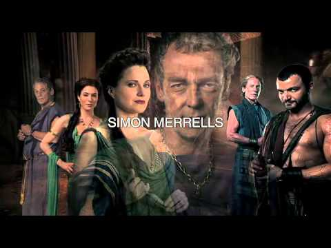 Spartacus  War Of The Damned Season 3 - Last Episode - End Credits