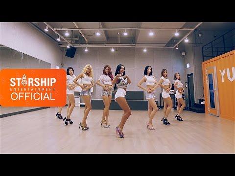 韓國女團SISTAR火辣熱舞,原來這就是傳說中的蜜大腿阿!!!!