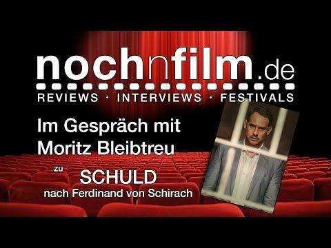 Interview   Moritz Bleibtreu   SCHULD nach Ferdinand von Schirach