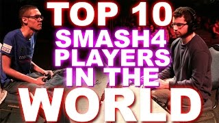 Top 10 Smash 4 Players In The World – ZeRo