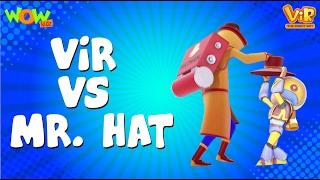Video Vir Vs Mr Hat - Vir: The Robot Boy WITH ENGLISH, SPANISH & FRENCH SUBTITLES MP3, 3GP, MP4, WEBM, AVI, FLV Juli 2018