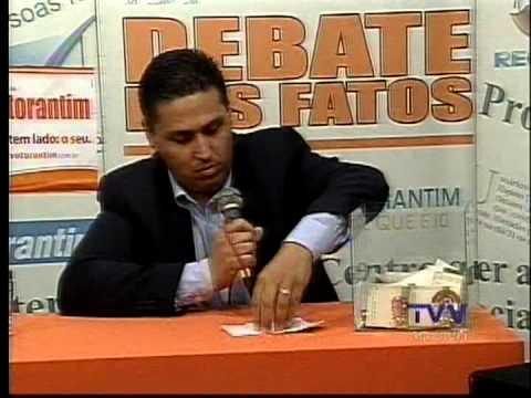 Debate dos Fatos TV Votorantim 27 09 13