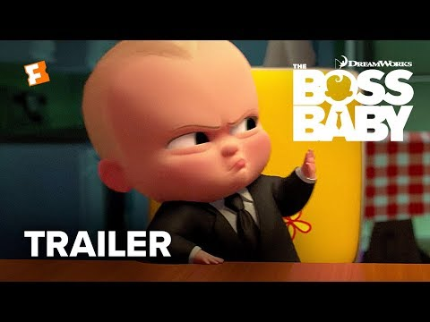 The Boss Baby Movie Picture