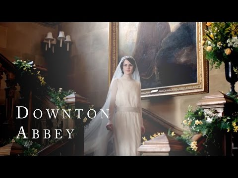 Matthew & Mary's Wedding Day: Part 1 | Downton Abbey | Season 3