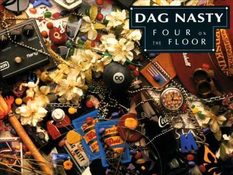 Dag Nasty - Four On The Floor [1992, FULL ALBUM]