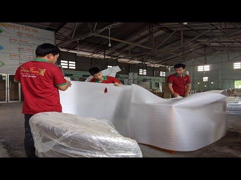 Xưởng Sản Xuất Gỗ Công Ty Funi