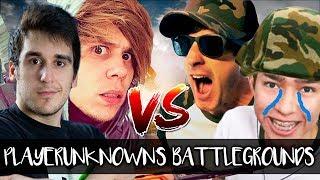 Nuevo vídeo, los momentos más divertidos de Fernanfloo y Luzu vs Rubius y Mangel en PlayerUnknowns Battlegrounds tanto en modo Supervivencia y en modo Zombie. Momentos graciosos de Rubius y Fernanfloo en PlayerUnknowns BattleGrounds. Fernanfloo, Luzu, ElRubius, Mangel recopilación. Si te gustó el vídeo suscribete para más recopilaciones divertidas. No olvides Dar Me gusta y Comentar tu Youtuber Favorito.Canal de Youtuberes que jugaron PlayerUnknowns BattleGrounds:Fernanfloo:  https://www.youtube.com/user/FernanflooLuzu: https://www.youtube.com/user/luzugamesRubius: https://www.youtube.com/user/elrubiusOMGMangel: https://www.youtube.com/user/mangelrogelTag:EL ULTIMO HOMBRE !!  - Fernanfloo PLAYERUNKNOWN'S BATTLEGROUNDSSOLDADOS PRINGADOS! Luzu y Fernanfloo PLAYERUNKNOWN'S BATTLEGROUNDSLOS ÚLTIMOS HOMBRES !! - FernanflooNO VERAS NADA MAS EPICO! Luzu y Fernanfloo3 MANERAS DE MORIR !! - FernanflooSUPERVIVENCIA DE ZOMBIES ONLINEPLAYERUNKNOWN'S BATTLEGROUNDS - AGENTE 47 CON WILLY!SUPERVIVENCIA ZOMBIE CON WILLY - PLAYERUNKNOWN'S BATTLEGROUNDSZOMBIES CON WILLY EN PLAYERUNKNOWN'SACTIVIDAD PARANORMAL EN EL COLEGIO! PLAYERUNKNOWN'S BATTLEGROUNDSMI FINAL MAS EPICO!!!!!!! - PLAYERUNKNOWN'S BATTLEGROUNDSZOMBIES EN PLAYERUNKNOWN'S