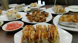 Video MUKBANG TANBOY KUN | Makan Sushi 10 Porsi Lebih di Sushi Joobu Ft. KEN & GRAT MP3, 3GP, MP4, WEBM, AVI, FLV Januari 2019