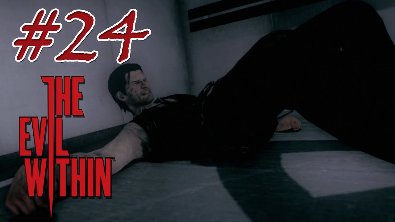[Let's Play] The Evil Within – 24 – Monsterfisch